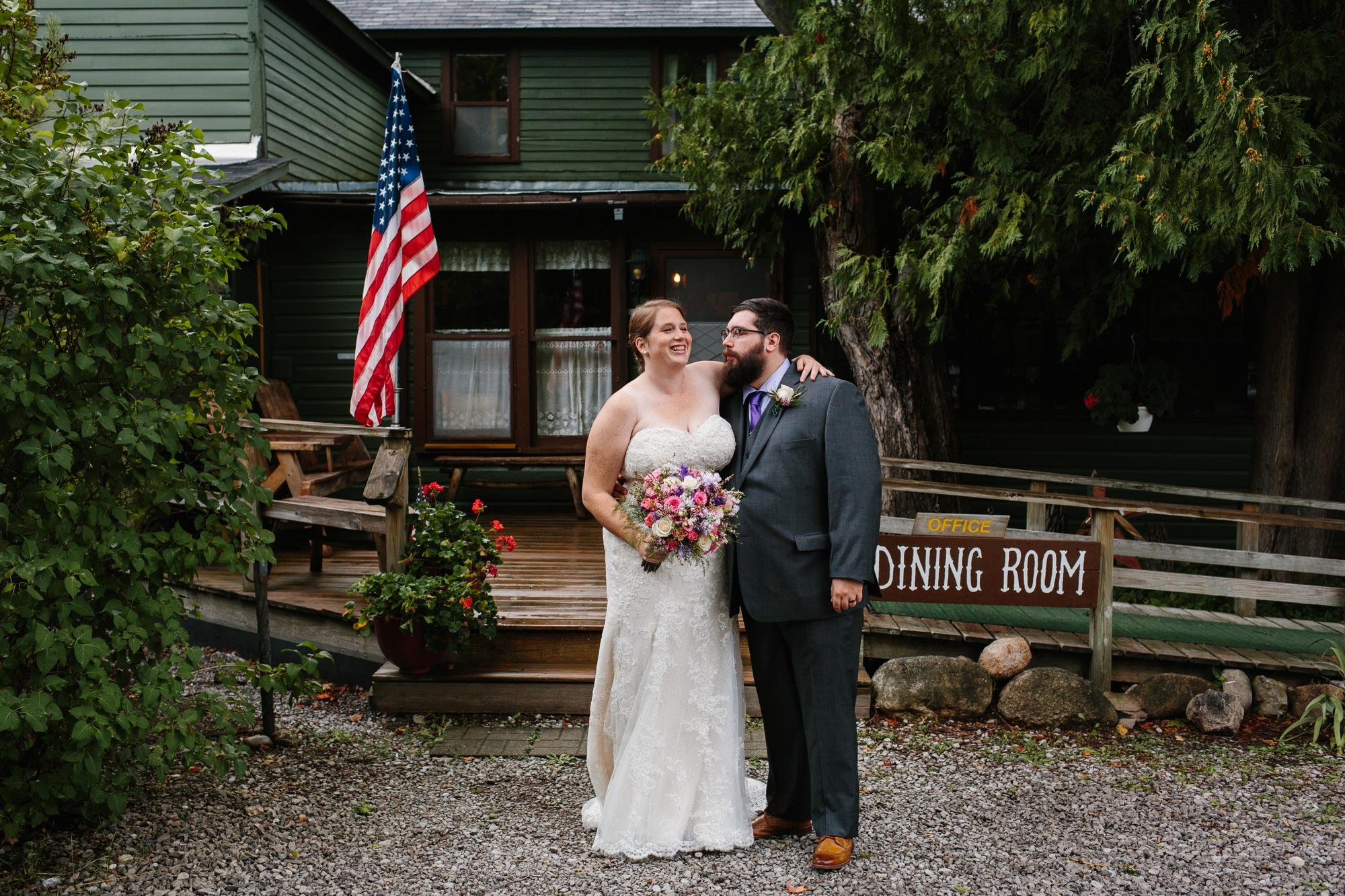 Katie Marcus Northern Michigan Wedding Photographer Camp
